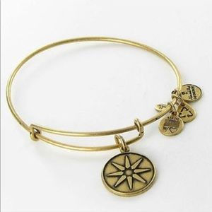 Alex & Ani Star of Venus Expandable Bracelet